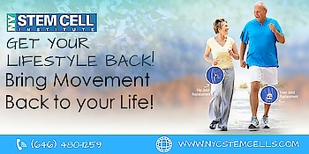 Get Your Life Back. Bring Movement Back To Your Life!   Call us: 646 480-1259  #StemCells #ChronicPain #NYC #Bronx #NewYorkCity  #HealthCare #TuesdayMotivation #TuesdayMorning #Kingston #OurDay #USA #HellsKitchen #Therapy #usa