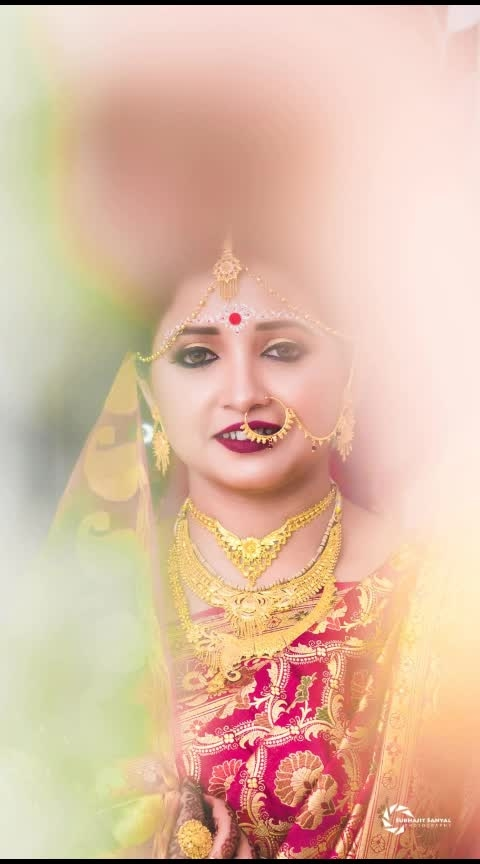 ❤ Bride: Shinee ❤  #weddingday #bengaliwedding #bride #face #specialday  Subhajit Sanyal Photography 2018 [ Copyright Reserved : © Subhajit Sanyal Photography ] Contact No : +91 8981074244 (call/WhatsApp)  #Youtube : https://www.youtube.com/c/SubhajitSanyalFilms #Instagram : https://www.instagram.com/subhajitsanyalphotography #Facebook : https://www.facebook.com/subhajitsanyalphotography #Twitter : https://twitter.com/sanyaljit