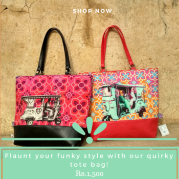 Flaunt your funky style with our quirky tote bag! The tote bag designs is inspired from taxis & painted havelis of Shekhawati region of Rajasthan. With gorgeous colour combinations and remarkable design highlights, its surely a must inclusion in every fashionistas closet.  #totebag #canvasbag #sikar #designerbag #onlineshopping #buyonline #fashion #handbags #designerproducts #bagslover #indiandesigner #instafashion #instastyle #bags #Womens #canvastotebag #jaipur #streetstyle #fashionista #quirkyfashion     https://www.fatfatiya.in/ https://www.fatfatiya.in/bags/quirky-tote-bags.html
