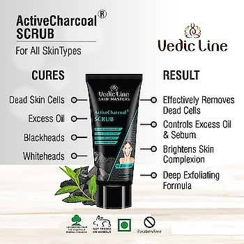 Vedicline brings you an Active Charcoal Range with unique formulation of #natural & #ayurvedic ingredients which cleanses deeply, removes #blackheads & #Whiteheads by balancing pH resulting in clean, fresh & blackhead free skin. Shop Here: http://bit.ly/ActiveCharcoalRange  Benefits  🌿 Removes Blackheads & Whiteheads 🌿 Removes Pollutants & Radiants 🌿 Improves Skin Texture 🌿 Controls excess oil 🌿 Balances pH 🌿 All Skin Types #ParabenFree #OrganicProducts #ActiveCharcoalRange #SkinCare#AyurvedicProducts #NaturalIngredients #RemovesBlackheads#EssentialAyurveda #CosmeticsProducts #crueltyfree #Musthaves#Skinessentials #OrganicBeauty #Vedicline #skincareroutine