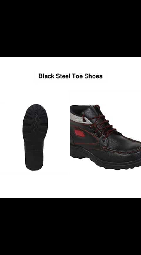 Black  Steel Toe Shoes - - #fashion #style #stylish #love #photography #instapic #me #cute #photooftheday #nails #hair #beauty #beautiful #instagood #pretty #swag #pink #girl #eyes #design #model #dress #shoes #heels #styles #outfit #purse #jewelry #shopping