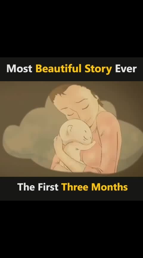 the most beautiful story part 2 #baby #love #mother #beauty #beautiful-life #ropo-love #roposo #roposostar #happy #story