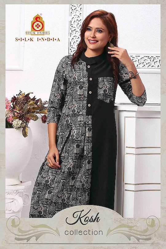#kurti #kurtis #ladieskurti #lightnbrightcolors #girlfasion  #stylishclothes #Partywear #partywearkurti #comfortable #girlsshopping  #ladiesfashiononline #simplenstylish #Denim #designer #indowestern #looktoimpress To Know more Details please whatsapp on  +919820936178