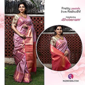Featured by @nakshathra.nagesh  Blouse: @vastra_deepa  MUA: @salomirdiamond  Photography: @parvathamsuhasphotography  Jewellery: @pradejewels Hairstyling and draping: @raisedbrowsbybhavani Location: @baywatchb07 . www.pashudh.com . #designerpiece #designerblouse #purekanchipuram #designersaree #londontamil #tamilbride #hinduwedding #weavesofindia #handwoven #benasari #indianweaves #sareecommunity #sareelover