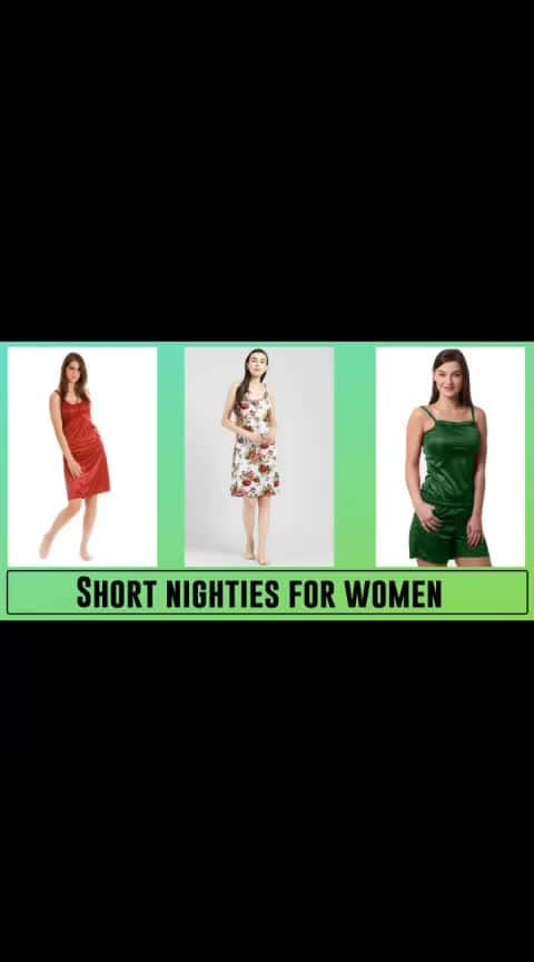 Short Nighties For Women - - #fashion #style #stylish #love #photography #instapic #me #cute #photooftheday #nails #hair #beauty #beautiful #instagood #pretty #swag #pink #girl #eyes #design #model #dress #shoes #heels #styles #outfit #purse #jewelry #shopping