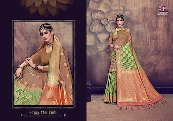 New Catalog Launch  YNF Presents  FANCY LINEN BASED JUMBO JACQUARD CONCEPT DESIGNS FOR THIS WINTER PASTEL COLLECTIONS  Catalog Name – ANUMOL Product – Silk Saree  Fabric Details – COTTON LINEN SILK No of Pieces – 6 Singles Available Shipping Extra   Regards  YNF TEAM Silk Saree Chaiye??? YNF Se Lelo …  #saree #instagram #sareelook #ethnic #indianwear #fashioninfluencer #fashion #fashionist #influencer #indiansaree #sareelove #shopnow #indianfashion #100sareepact #ynf #khudkokhushkijiye #indianwedding #sareeoftheday #sari