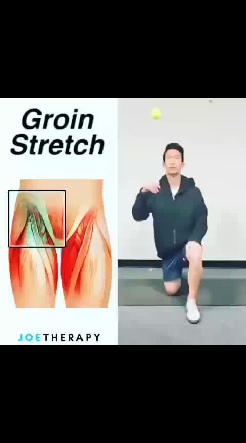 Do you have a TIGHT groin? Probably, so try this! - 👉Inner thighs and the groin area could probably use a little more love since they get neglected a lot. Give this stretch a try! - Here's how to perform the groin stretch! - 1️⃣Start on both knees. 2️⃣Straighten one leg to the side. 3️⃣Place the hands on the ground out in front of you. 4️⃣Push the Hips Back. 5️⃣Repeat! - 👉Tag a friend who has a tight groin! - #yoga #yogaeverydamnday #yogalove #yogachallenge #yogagirl #yogalife #yogi #yogini  #yoginis #fit #fitness #fitmom #gym #gymgirl #gymgirls #health #healthy #yogaeverywhere #yogaeveryday #igyoga #instayoga #yogainspiration #yogapose #yogapants #iloveyoga #yogapractice #acroyoga #yogaaddict #yoganarinder