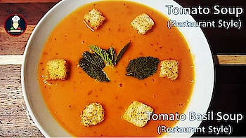 """Creamy Tomato Soup 