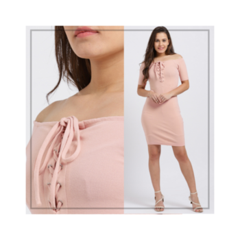 """""""Fashion is about dressing according to what's fashionable. Style is more about being yourself."""" —Oscar de la Renta . . . . #trendarrest #trendyoutfits #trending #trendfollowers #party #fashion #fashionista #fashionworld #crisscross #bodycon #pink #color #feels #pretty #sexy #followforfollow #likeforlikes #tuesday #tuesdayvibes #weekday #postoftheday"""