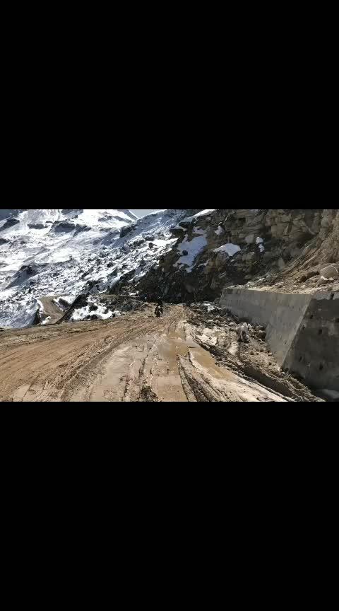 #roadtrip #caputred #himalayas #royalenfield #travel-diaries