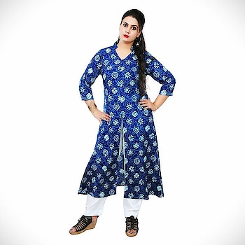 VV Casual Floral Print Women Kurti  (Blue) Product link:-https://bit.ly/2DZs4Qu  Click for more option:-https://bit.ly/2DMgTcX  #kurti #kurtiforgirls #womenkurti #designerkurti #printedkuti #casualkurti