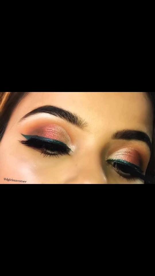 #dgirlzzzcorner #makeup #eye-makeup #makeuponfleek #makeupartist #makeupartistindia #makeupartistdelhi #ropo-makeup #bridalmakeup
