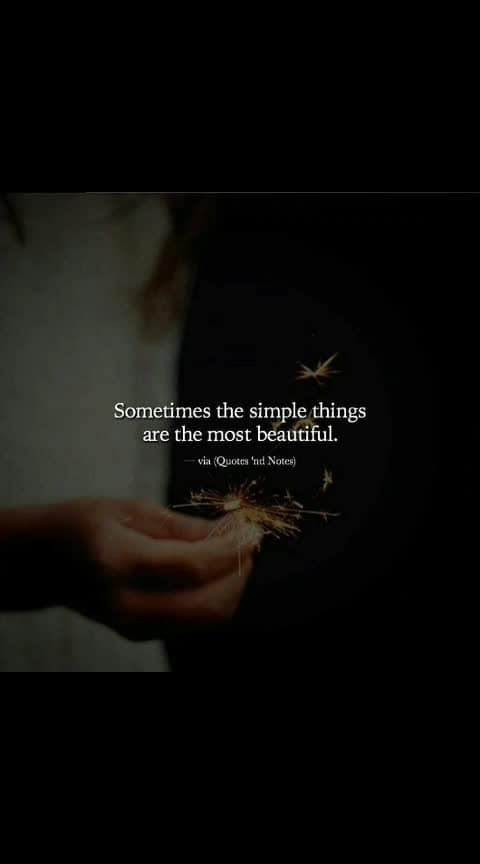 #life_lessons   #roposo-quotes   #beautiful-life   #life-quotes   #ropo-good   #simplicity   #lifeisworthliving   #roposo   #ropososoulful