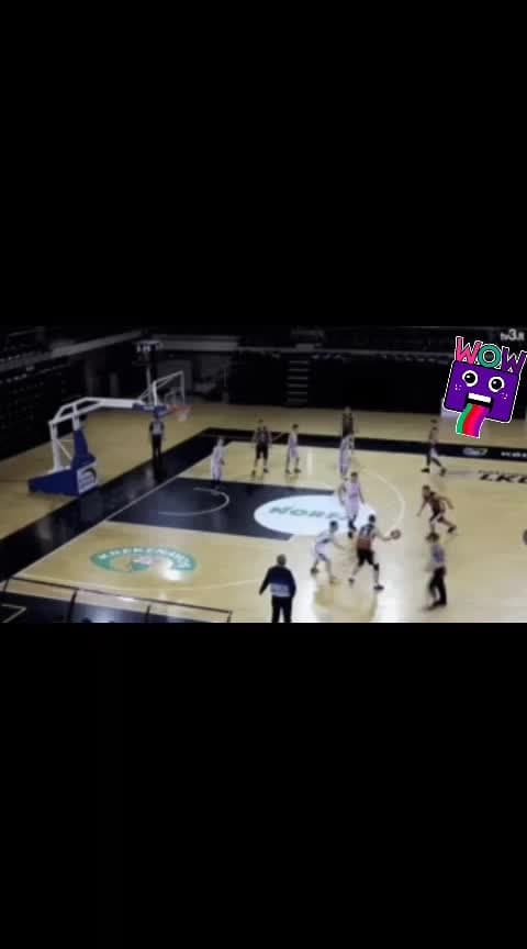 #canyou #omgcrazy #basketball #basket #wow #roposo-wow #amazing