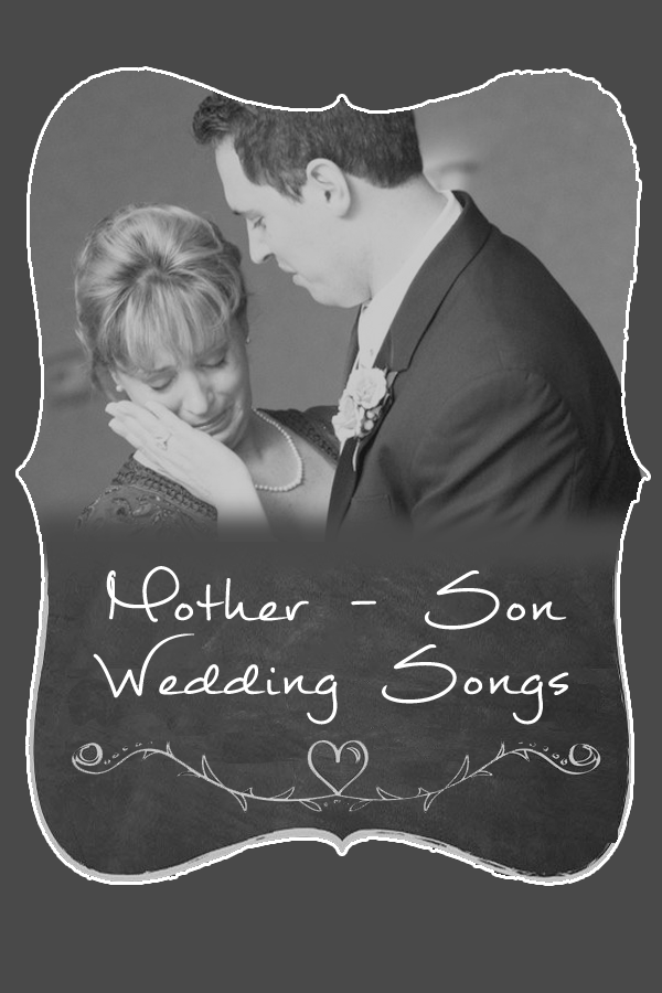 A list of some most #popular mother-son #wedding #songs that will make your mother go 'awe' with #admiration. Read the #inspiration and #ideas at #blog https://goo.gl/3YkXke  #WeddingIdeas #WeddingInspirations #WeddingSongs #Mother #Son #Love #123WeddingCards