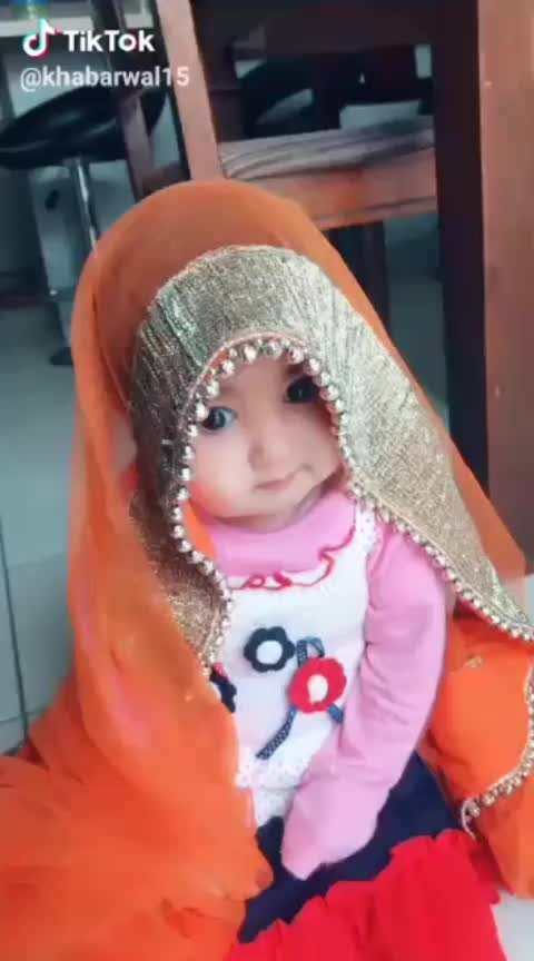 #cute #cutebaby #tiktok #tiktokindia #cuteness-overloaded #roposo-cute #cutestyle