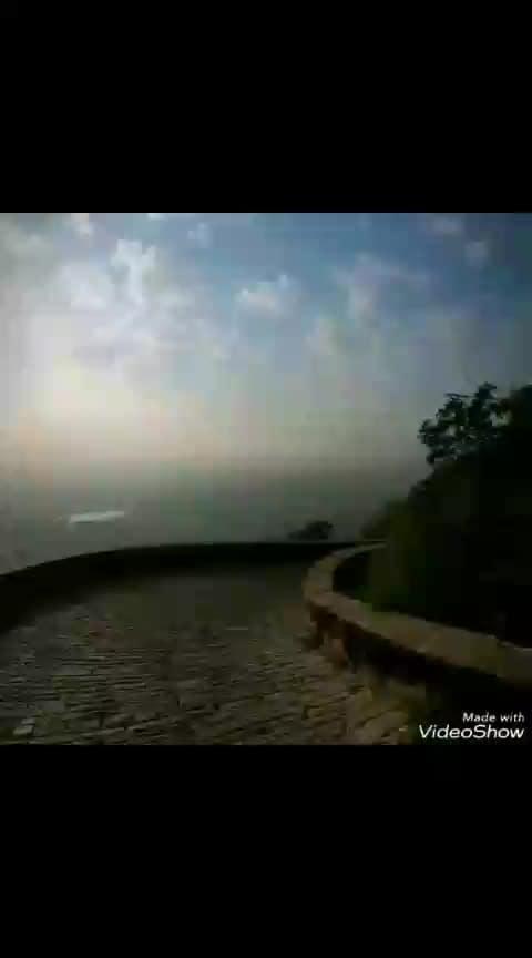 #morning_vibes  #nahargarh  #bestview