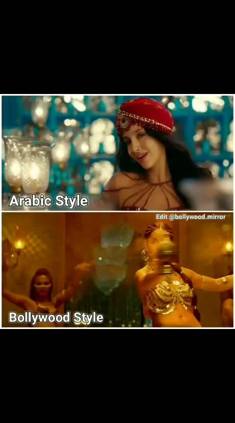 #dilbar song #arabic style & bollywood style