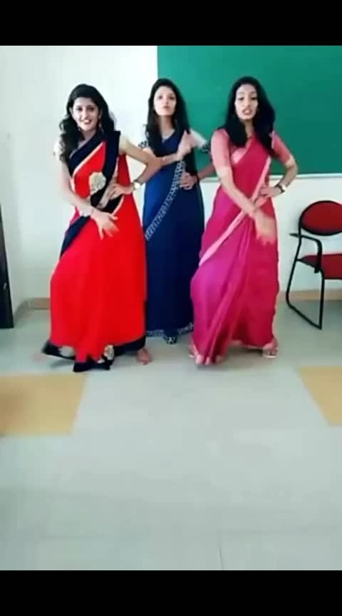 #redsaree  #red-hot  #beats  #roposo-beats  #sexy-look  #super-sexy  #teachers  #teampink  meri college ki masti
