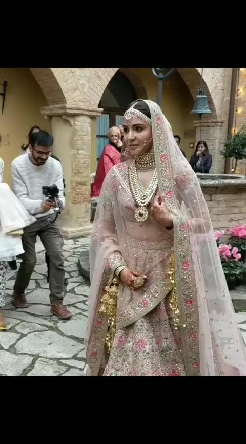 #virushkawedding 😻
