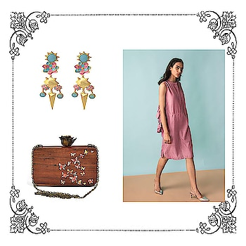 Some fusion wear ensembles which will work for both party and workwear.Jazz them up with the perfect accessories for a sparkly outfit. Get 10% off when you sign up for our newsletter. We ship worldwide, Customizations available! Outfit-https://vintagedesi.com/collections/new-arrivals-alpha-desc/products/tunic-dress-with-back-frill Earrings-https://vintagedesi.com/collections/earrings-alpha-desc/products/beautiful-dangle-earrings Bag-https://vintagedesi.com/collections/shop-bags-clutches/products/hand-painted-wooden-clutch   #indianwear #anarkali #indian #wedding #cotton #indianfashion #designer #fashionblogger #lehenga #shopping #india #instagood #lehengacholi #salwarkameez #punjabisuit #instafashion #style #kurtis #suits #weddingdress #traditionalwear #designersuits #clothing
