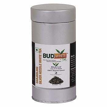 #greenteabag  #greentea  #tea  #teas  #herbaltea  #teaforweightloss  #weightlosstea  #teaforfitness  #morning  #morningtea  #whitetea #weightloss   For purchasing click on link-  https://www.amazon.in/s?marketplaceID=A21TJRUUN4KGV&me=A3HWXWXRASS4YG&merchant=A3HWXWXRASS4YG  Title-Budwhite Darjeeling Natural & Herbal Silver Needle White Tea - 50 G Loose Tin   Selling Price-870.00 +    50.00 Delivery charge  Link- https://www.amazon.in/dp/B07F65H4WP