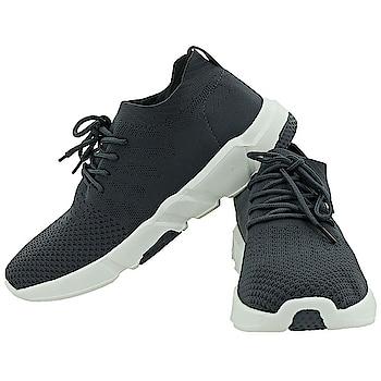 Vostro Tad Grey Sports Shoes for Men  Buy Online: http://bit.ly/2P5Amr5  #vostroshoes #sportsshoes #men #footwear #shoes #buyshoes