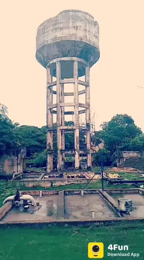 #watertank   fall