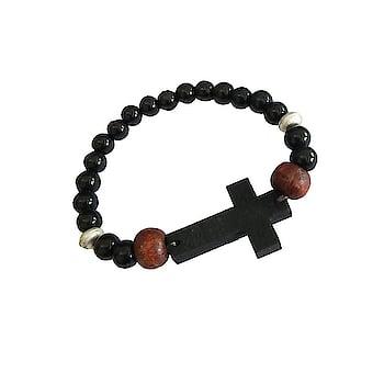 Jesus Cross Onyx Beads Bracelet By Menjewell Rs. 295/- #black onyx stone bracelet #black onyx bead bracelet meaning #onyx bead bracelet mens #onyx bead bracelet charger #onyx beads #mens beaded bracelets #mens beaded bracelets jewelry #black stone bracelet meaning #Beaded  bracelets #Beaded  bracelets for men's #fancy bracelets #Jewellery online #Fashion Jewellery #online Jewellery Store #online jewellery shopping #online artificial jewellery #indian jewellery #popular beaded bracelets #beaded bracelets diy #seed beaded bracelets #beaded bracelets for charity #beaded bracelets tutorial #beaded bracelets patterns and instructions #beaded bracelets #Men  Bracelets #Trendy Bracelets  #Men Bracelets design #Jewellery online #Fashion Jewellery #online Jewellery Store #online jewellery shopping #online artificial jewellery #indian jewellery #bracelet #fashion jewelary #jewellary for man
