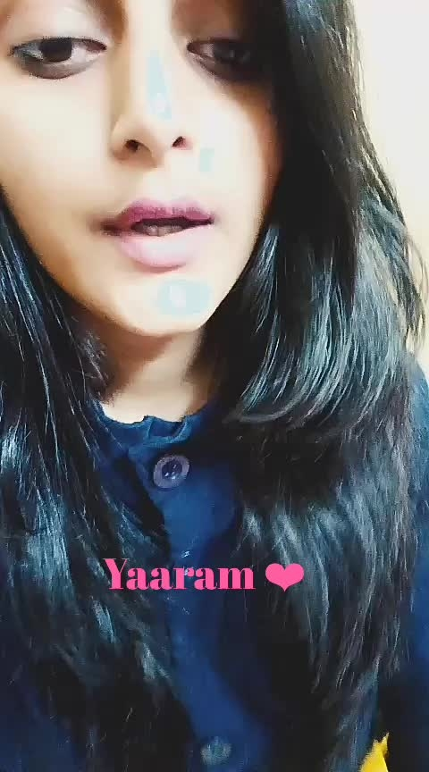 yaaram ❤👍 #onrequestpostcompleted #verifyme #roposostar #newdaynewdeal #songvideo #best-song #love----love----love #ropo-post #ropo-girl #featureme #featurethisvideo #singer #lakecomo #likecommentshare #followmeonroposo #thanks-roposo-for-such-a-colourful #thankstoall
