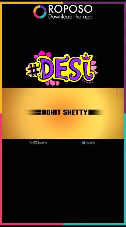 dil dhadkaye..... 😘😘😎 #ranveersingh #simba#rohitshetty #fun-on