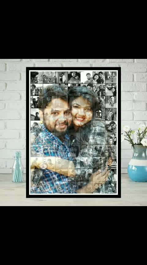 Exclusive Design❣️ Special Gift❣️ 3D PHOTO MOSAIC💞 👉soft copy by Mail Available👍 👉With frame A4 size And Big A3 Size Available Create Your Memories ❤️Let your memories Shine✨ ✨ ❤️50-70 pics need And 150 pics extra charge ❣️❣️❣️❣️ Direct Message For Order🎁 @photo_art_store @gifts_shopping_time  @gift_online_store  @gift_personalized_magazine Special🎁🎁🎁🎁🎁😘 😍SPECIAL PERSON😍 Keep Ordering😍😍 Birthday Couple Friendship Family Anniversary 😍😍 😍 DM for Order  #surprises #specialgift #happybirthday #birthdaygift #birthdaygifts #customisedgifts #uniquegifts #giftsforher #giftsforhim #giftsforcouple #anniversarygifts #anniversarygift #personalisedcards  #handmadegifts #handmadecard #womanentrepreur #femaleentrepreneur #giftideas  #photo_art_store #gifts_shopping_time #gift_online_store