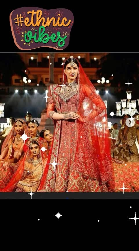 #kritisanon #bridal-fashion-designer #bridallehenga #bridal-outfit #bridal-wear #be-fashionable #women-fashion #fashionables #fashion-style #fashionquotientchannel #filmistaanchannel