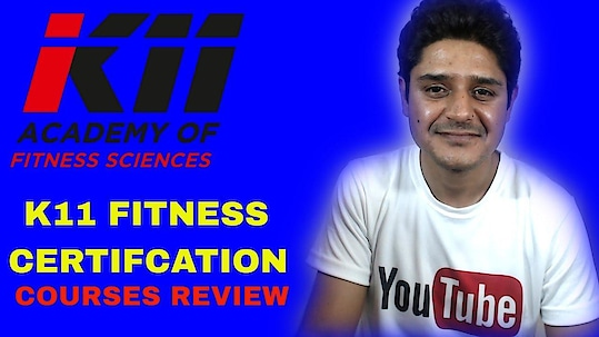 k11 Fitness certification Reps level 3|Fitness academy courses review in Hindi  #fitness #fitnessgoals #certification #personaltrainer #jobsinjaipur #jobs #fitnessblog