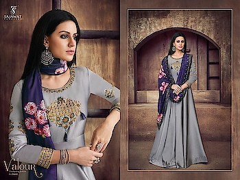 Designer Party Wear Anarkali Suit Embroidered With Printed Work...🎀 Price:- 2999/- For Order What-app us (+91) 8097909000 For More Simlar visit 👉 https://bit.ly/2LJx0IU * * * * #salwar #salwarsuits #dress #dresses #longsuits #suitsonline #anarkalisuits #embroidered #onlinefloralsuit #floral #printedsuits #printed #straightsuits #dupatta #fashion #stylish #love #shopping #ethnic #onlineboutique #celebrity #womenclothing #clothingboutique #womenwithstyle #fashionstyleclothes