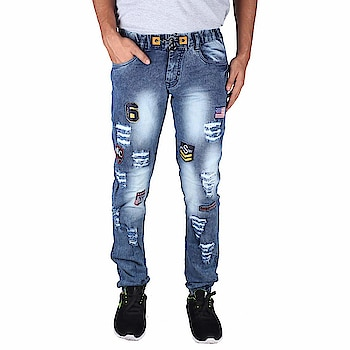 Drywa Men's Regular Fit Denim Jeans Size (Blue)  Fit Type: Regular Fit Style - Casual wear. Material - Denim jeans. Wash care instructions: Do not bleach, dry in shade What you see is what you get: We strive to make our colors as accurate as possible. due to monitor settings, monitor pixel definitions, we cannot guarantee that the colour you see on your screen as an exact colour of the product This men's jeans is made with 100 % pre-shrunk and pill-resistant Denim They are very stretchy. Still perfect fit even after the wash. Disclaimer - Kindly refer to the size chart (also in images) for fitting measurements  Buy Now :- https://amzn.to/2G7fG2T
