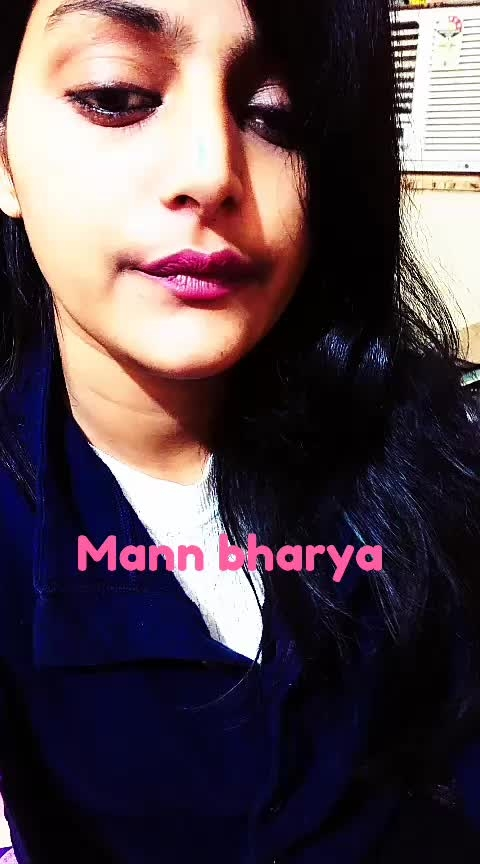 Mann bharya ❤ #roposo-music #good----morning #dailyupdates #staytunedwithme #ropo-punjabi #punjabihits #b_praak #jaani #best-song #likecommentshare #followmeonroposo #risingstaronroposo #featurethisvideo #thanks-roposo-for-such-a-colourful-video #roposo-video #ropo-video #ropo-girl