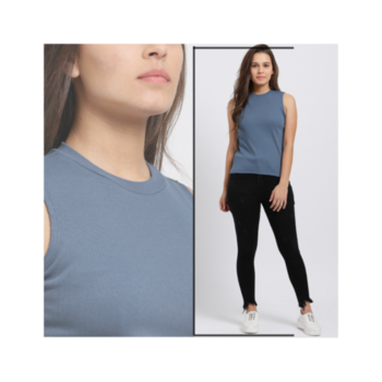 Get this amazing Basic Rib Top from the house of Trend Arrest!🖤 . . . . #trendarrest #trending #trendyoutfits #trendfollowers #fashion #fashionista #fashionworld #casual #top #rib #basic #blue #color #shades #followforfollow #likeforlikes #instafollow #tuesday #weekdayvibes #sleeveless #roundneck #positivity #postoftheday
