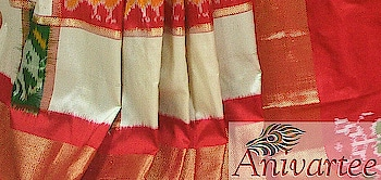 Beautiful Ikat pure silk saree Code: IKT005235 Contact : +91 8861255270 / +918792177606 Write to: anivartee108@gmail.com http://www.facebook.com/anivartee Malleshwaram, Bangalore #Anivartee #handwoven #Ikat  #ikatsaree #ikkatsareesbangalore #saree #sari #ethnicwear #indianwear #handloomsilk #handloomsarees #handloomsilksarees #handwovensarees #handloom #roposo-fashion #telugu-roposo #roposo-telugu #roposo-tamil  #roposo-hindi