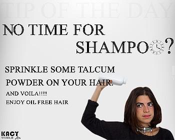 Best way to Get Ready Quickly in Morning😊😍 . . #kacy #kacyworld #kacyblog #skincare #blackheads #skincareroutine