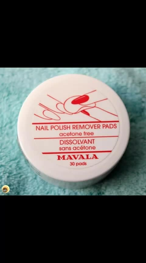 #newblogpost  Review of MAVALA Acetone Free Nail Polish Remover Pads is up on the blog #naturalbeautyandmakeup  guyzz😍🤗Do check this out, link is in bio 👆 . . . . . .   . . . #easylife  #roposofollow  #beautyblog  #beautybloggger  #nailpolish  #nailpolishremoverwipes  #remover  #wipes  #pads  #nailcares  #nails  #mavala #acetonefree  #microinfluencer #reviewer  #lifestyleblog  #travelessentials   #swissmade   #productphoto #hongkongbeautyblogger #affordable  #travelfriendly #beautyonabudget #ifoundawesome  #followformore