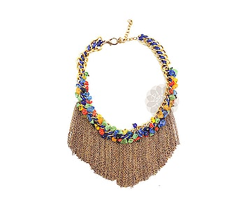 Multicolored necklace | Jewelry shopping Store | Jewelry Guide for Me ❤️❤️😍😍 check me more : https://www.voguecrafts.com/fashion-jewelry/necklaces  #love #instagood #me #cute #tbt #photooftheday #instamood #iphonesia #tweegram #picoftheday #igers #girl #beautiful #instadaily #summer  #iphoneonly #follow #igdaily #bestoftheday #happy #picstitch #jj #sky #nofilter #fashion #followme