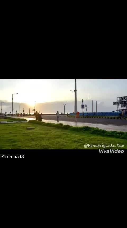 i love my vizag #jagadamda #i_love_vizag   #lovevizag  #ilovemyvizag   #vizagbeach    #beach   #au   #simhachalam  #complex  #mvp  #vizag