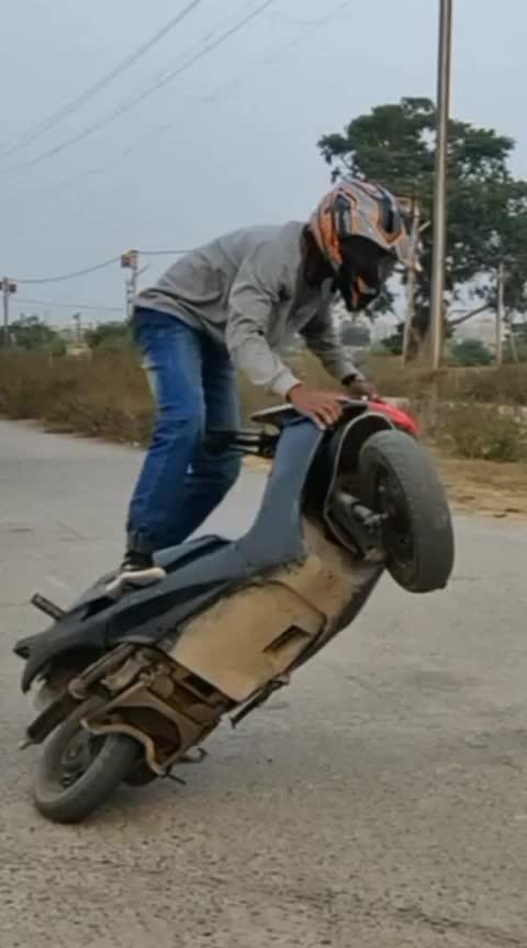 stunt with guru #ropo-love #ropo-style