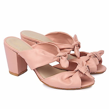 SkoSti Pink Color Stylish Knotted Wonder Block Heel Sandals for Women/Girls  Sole: PU Closure: Buckle Heel Size : 4 Inch :: Upper Material : PU :: Insole Material : PU Color : Brown :: Package: 1 Pair sandal :: Life Style: Casual, Formal wear, Party Wear Sandals. These modern Heels are very Stylish, Fashionable and very easier to wear. Skosti brings you directional and affordable fashion inspired by the catwalk, street style and celebrities. Keep visiting for regular new collections! Comfortable Movement- Skosti Footwear allows the feet to move as naturally as possible, particularly around the toe area where maximum flexibility is required.  Buy Now :- https://amzn.to/2QPZt6g