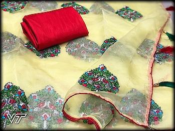 New patterned Party Wear Sarees Collection...🌼 Price:- 1700/- To Order Whatsaap us (+91) 8097909000 Paytm Payment Accepted...!! ❣️ * * * * #saree #sarees #saris #Silksarees #handloom #weaving #SouthIndiansarees #Printedsaree #Printwork #BanarasiPatolaSilk #embroidered #embroideredwork #floral #floralprint #floralsarees #love #designersarees #sareelove #sareeblouse #sareeswag #swag #sari #sarinotsorry #sareeindia #indiansaree #outfitoftheday #ootd #sareeoftheday #sareeaddiction ✨