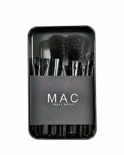 Cosmetic Makeup Brush Set  hair Each brush head adopts special process, soft as velvet, creating a smooth uniform makeup effect onvenient to use for covering sorts of makeup brushes, giving you luxurious experiences 1Loose, 1Foundation, 1Trimming, 1Flat, 1Medium, 1 Oblique, 1 Eyebrow, 1 Small Eye Shadow, 1 Eye Shadow, 1 Flat Eyeliner, 1 Lip, 1 Flap Lip all the makeup brushes are shaped well and no shedding easily by connecting the pipes tightly Durable handles with high quality materials promise that face makeup brushes won't be easy to get broken. sweet and gorgeous in your makeup collection 15 pcs makeup brushes are packed in an elegant gift box for protecting and storing, carrying them to anywhere or as a great gift for your friends.  Buy Now :- https://amzn.to/2CbDRZN