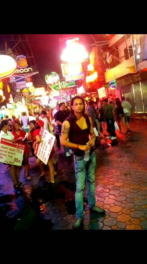 Bangkok work#Stylist Life#workholic#Gymholic#Fitness Freak#Work Around Da world