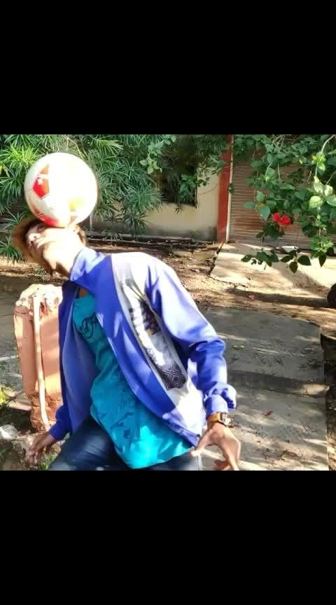 feel like a goku part 2 #rops-star #rops-style #footballer #tekkers