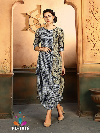 Long Party Wear Digital Printed Fancy Kurtis...💟 Price:-2400/- For More Visit 👉 https://bit.ly/2kr2TZw To Order WhatsApp us (+91) 8097909000 * * * * #kurtis #kurti #onlineshop #onlinekurtis #kurtisonline #dress #indowestern #ethnicwear #fashion #salwarkameez #deminkurtis #ethnic #womenwear #style #stylish #love #socialenvy #beauty #beautiful #pretty #swag #pink #design #styles #outfit #shoppingonline🛍